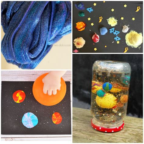 space craft ideas for 20 outer space crafts for i arts n crafts