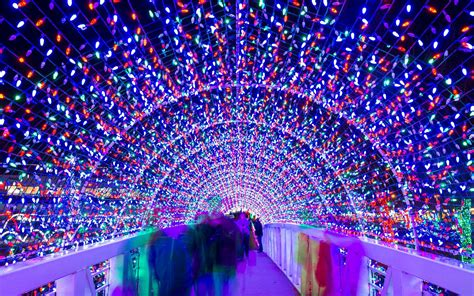 light pics the best light displays in every state travel
