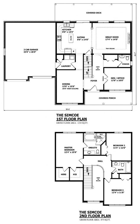 two storey residential building floor plan best 25 two storey house plans ideas on sims