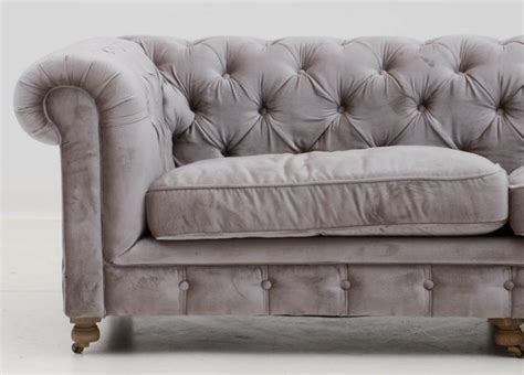 restoration hardware tufted sofa kensington tufted sofa by restoration hardware ebth