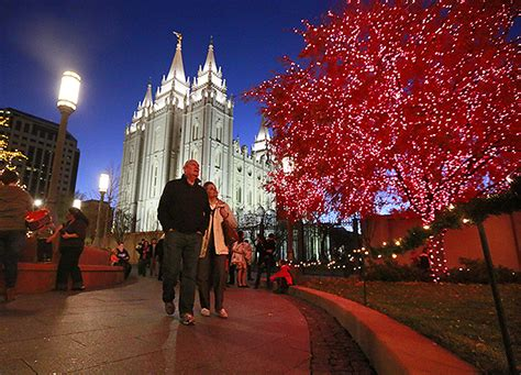 lights at temple square 2016 temple square lights and concerts church