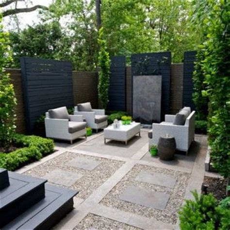 modern backyard 310 best images about xeriscape low maintenance on