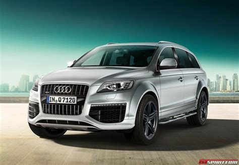 Audi Q7 Sline by Official 2014 Audi Q7 S Line Style Edition And Sport