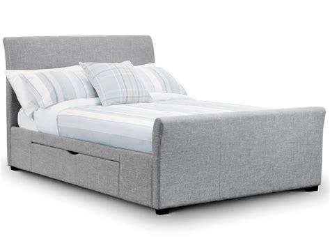 julian bowen bed frame julian bowen storage fabric bed frame buy