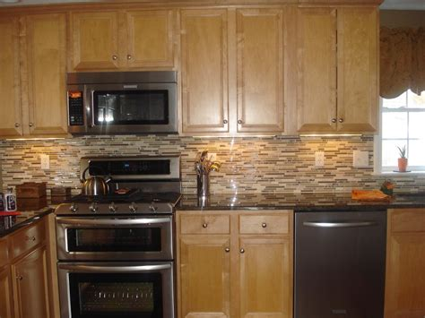 black oak kitchen cabinets kitchen golden oak cabinets with white appliances maple