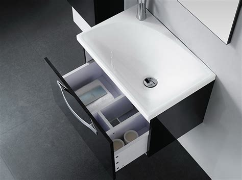Qualitäts Badezimmermöbel by Badm 246 Bel G 228 Ste Wc Waschbecken Spiegel Ontario Weiss Hgl