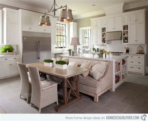 eat in island kitchen best 25 eat in kitchen ideas on breakfast room ideas small dining area and