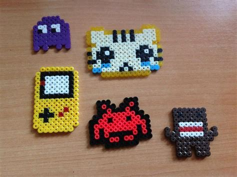 hama bead my time with hama mid by ms self destruct on