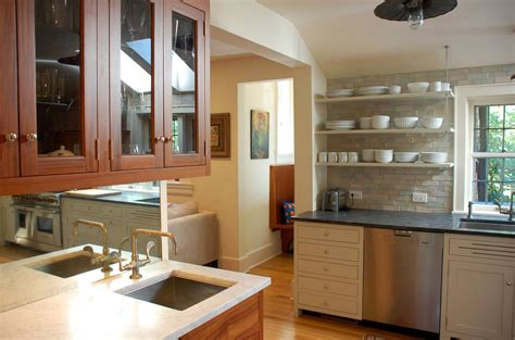 open shelves kitchen design ideas open shelves as a part of a kitchen interior