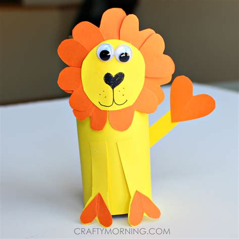 paper craft for toddlers shape toilet paper roll craft for crafty