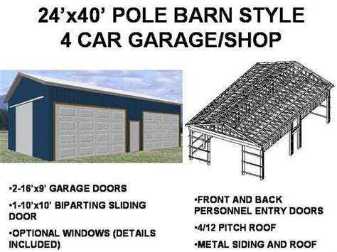 barn plans designs plans for a 20 x 50 pole barn sds plans