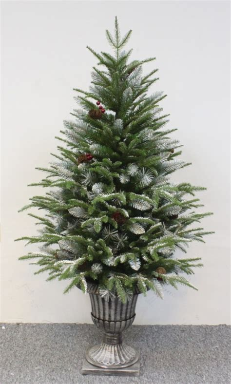 3ft trees the outdoor frosted fir 3ft to 4ft