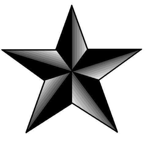nautical star graphics and comments clipart best