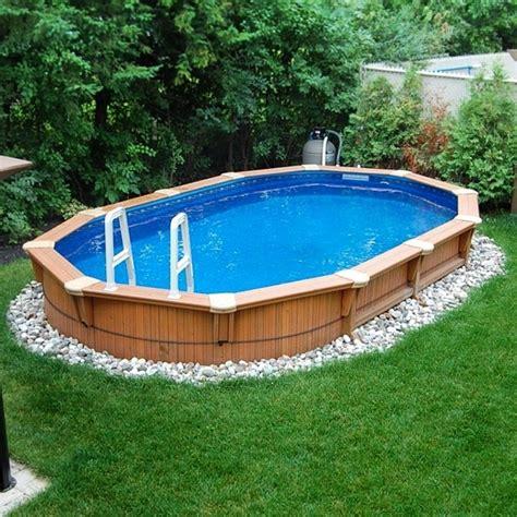 backyard pools above ground backyard above ground pool designs backyard pool designs