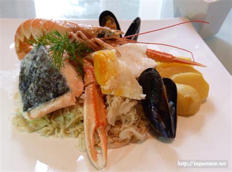 choucroute de la mer plats sur toquentete net