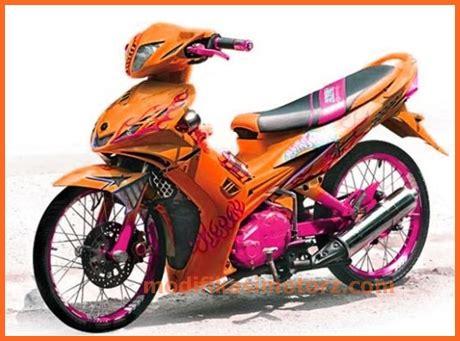 Cara Modifikasi Motor by Cara Modif Motor Jupiter Z 2007 Automotivegarage Org