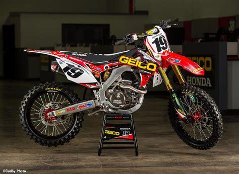 Team Honda by Geico Honda Team Gallery Racer X