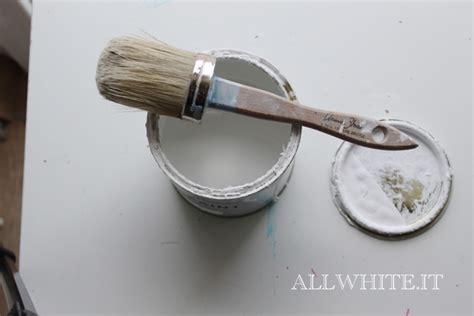 chalk paint ricetta sloan italia chalk paint vs vernice fatta in casa