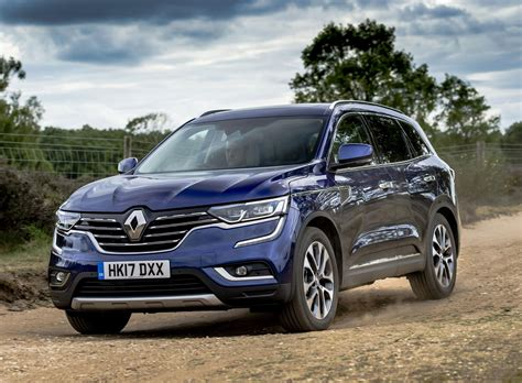 Renault Suv by Renault Koleos Suv Review Parkers