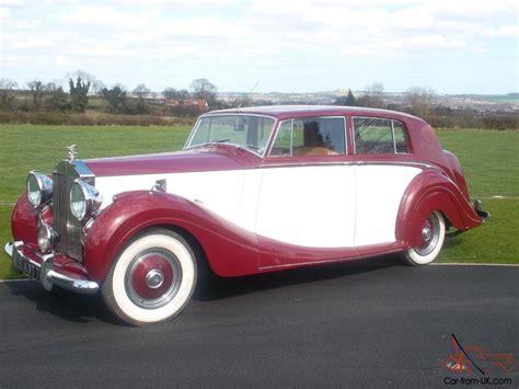 1951 Rolls Royce by 1951 Rolls Royce Silver Wraith