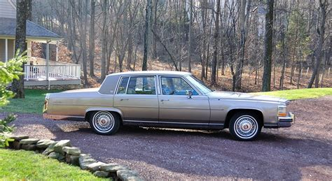 1986 Cadillac Fleetwood Brougham For Sale 1986 cadillac fleetwood brougham used cars for sale html