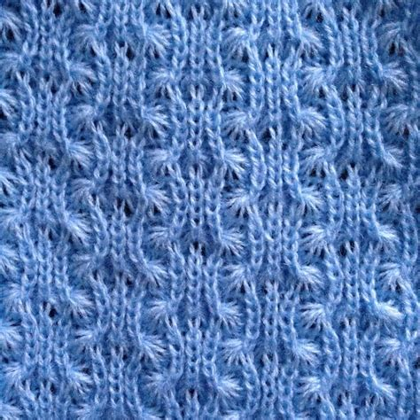 the knitting den 280 best knitting stitch patterns images on