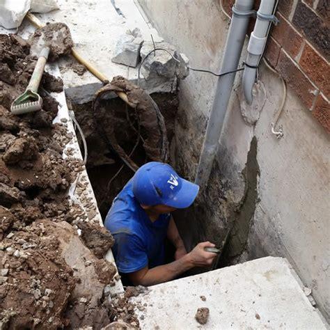 sealing cracks in basement walls basement waterproofing toronto we fix d basements