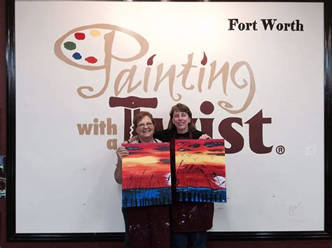 paint with a twist mansfield cowtown vettes 2014 event page summary