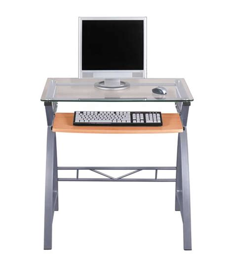 z line glass computer desk z line glass computer desk for home office