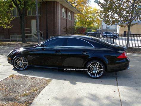 2007 Mercedes Cls63 Amg by 2007 Mercedes Cls63 Amg