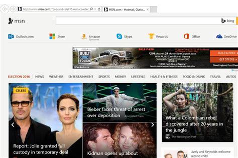 www msn msn homepage images