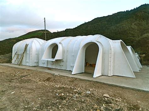 hobbits home green magic home a prefabricated version of hobbit home