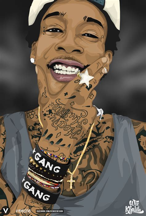 wiz khalifa by venicedsgn on deviantart