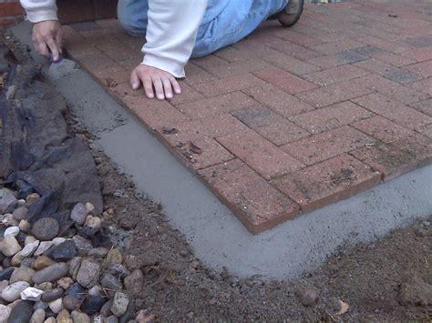 patio paver edging brick pavers canton plymouth northville novi michigan