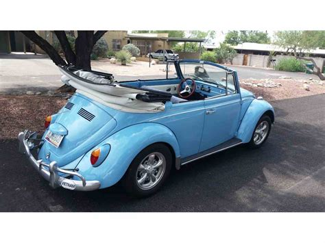 1967 Volkswagen Beetle For Sale by 1967 Volkswagen Beetle For Sale Classiccars Cc 721431