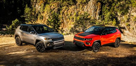 all new compass is our tourer of the 2017 jeep compass new compact suv