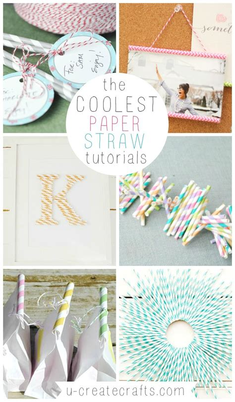 paper straw craft ideas 17 best images about craft ideas on crafts