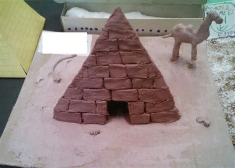 pyramid craft project 17 best ideas about pyramid model on