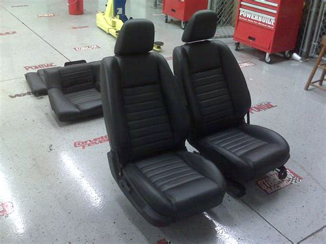 Ford Mustang Seats by Ford And Mustang News Mustang 360