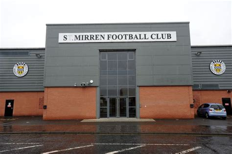paisley rubber st st mirren park looks set to net new name daily record