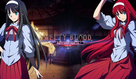 melty blood melty blood again current code review bare bones