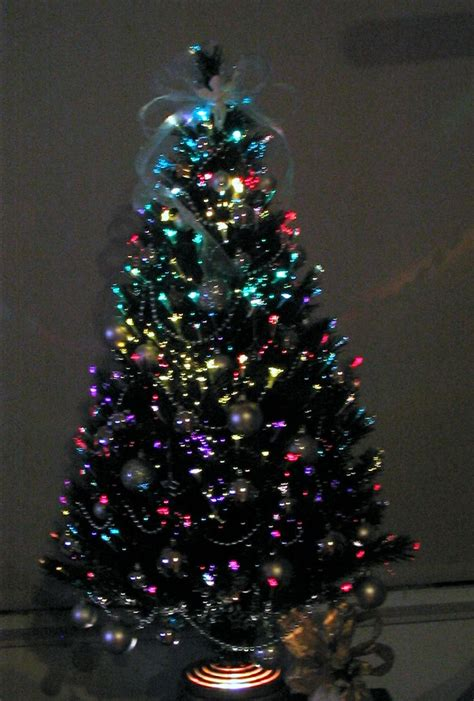 small fibre optic trees 1000 images about small fiber optic trees on