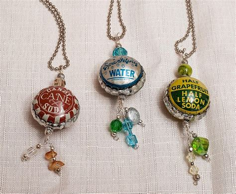 how to make bottle cap jewelry bottle cap jewelry visual arts katonah center
