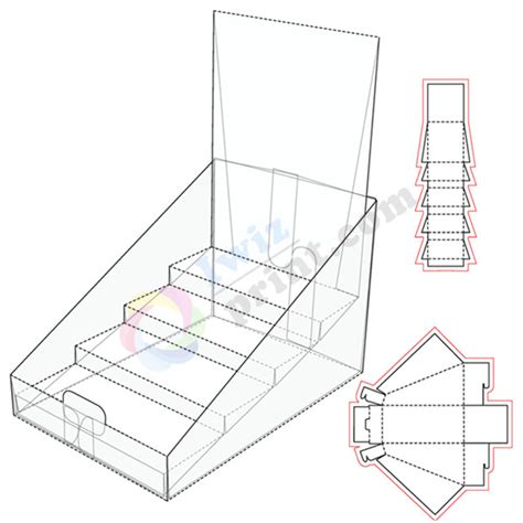 packaging design template packaging box supplier