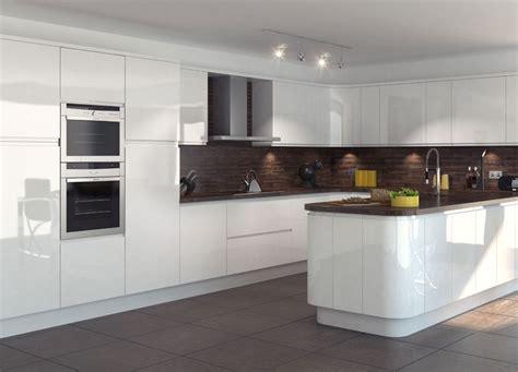 white kitchen ideas uk gloss kitchens archives kitchenfindr