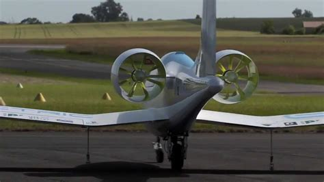 Electric Plane Motor by Electric Plane By Boeing Namesakexpert
