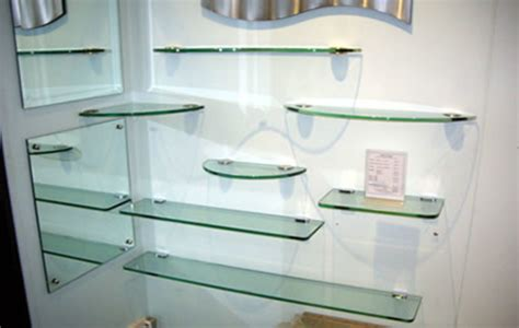 small glass bathroom shelves small glass shelf for bathroom 28 images kes a4125