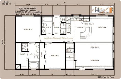 luxury modular home floor plans luxury modular home floor plans illinois new home plans