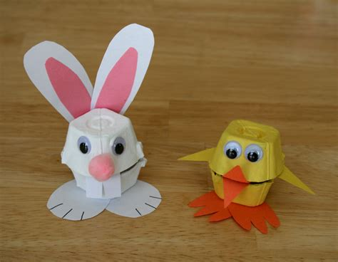 craft projects with egg cartons easter egg craft a s creative binge