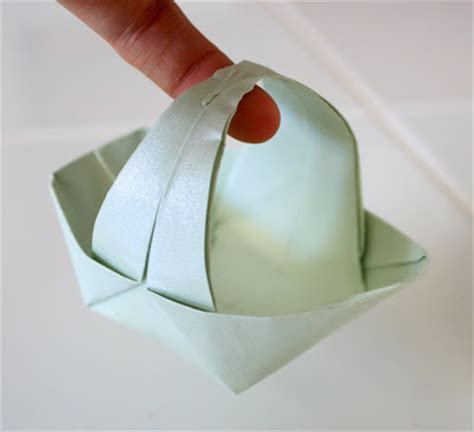 origami basket easy filth wizardry origami for preschoolers